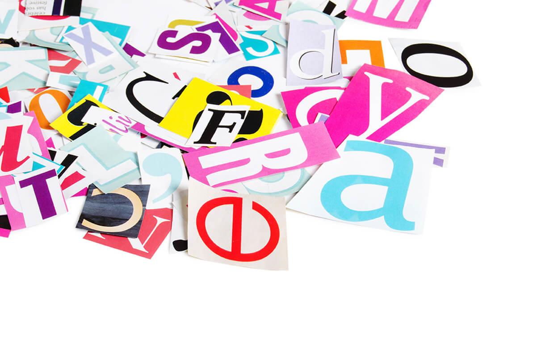 5 tips para elegir la tipografía perfecta